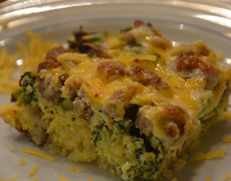 Gluten Free Potato Crust Quiche